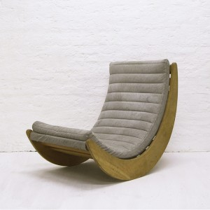 Panton rockingchair