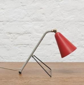 Lampe hollandaise 50's