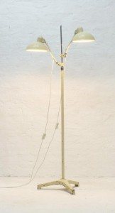 Christian Dell lamp