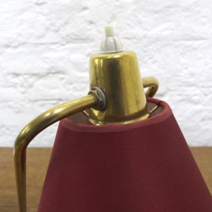 French lamp 1950's