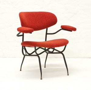 Italian-arm chair-1950