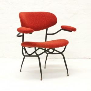 Italian-arm chair-1950