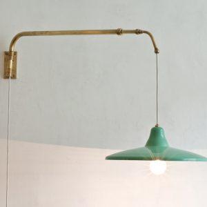 Italian-extendable-swing-arm-wall-lamp-1950