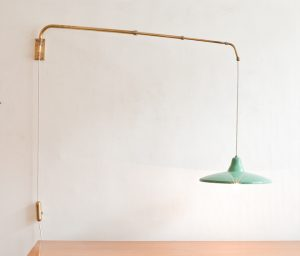 Italian-extendable-swing-arm-wall-lamp-1950