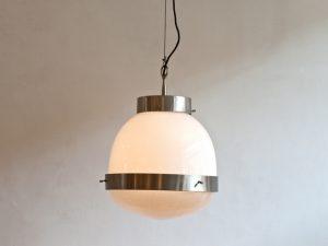 sergio-mazza- pendant-lamp-delta-grande-artemide-1960