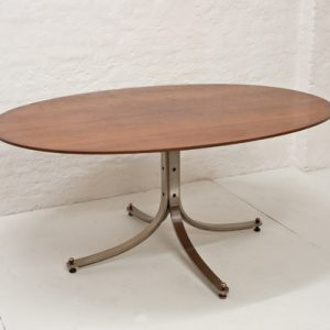 Oval-dinning-table-Sergio-Mazza-Arflex-1962
