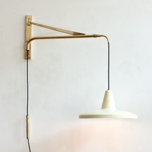Italian-extandable-swingarm-wall-light-1950-