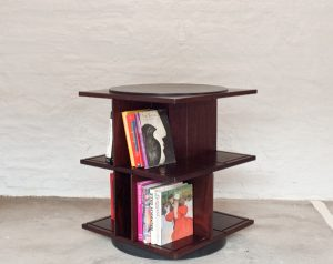 revolving-bookshelf-Gianfranco-Frattini-1963-Bernini