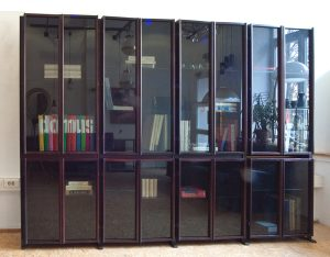 bookcabinet-Claudio-Salocchi-Sormani-1960s