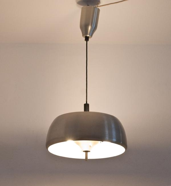 pendant -light-adjustable-Oscar-Torlasco-Lumi-1960s