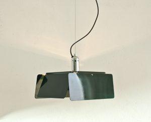 Pendant-light-Diaframma-Fabio-Lenci-Guzzini-1970er